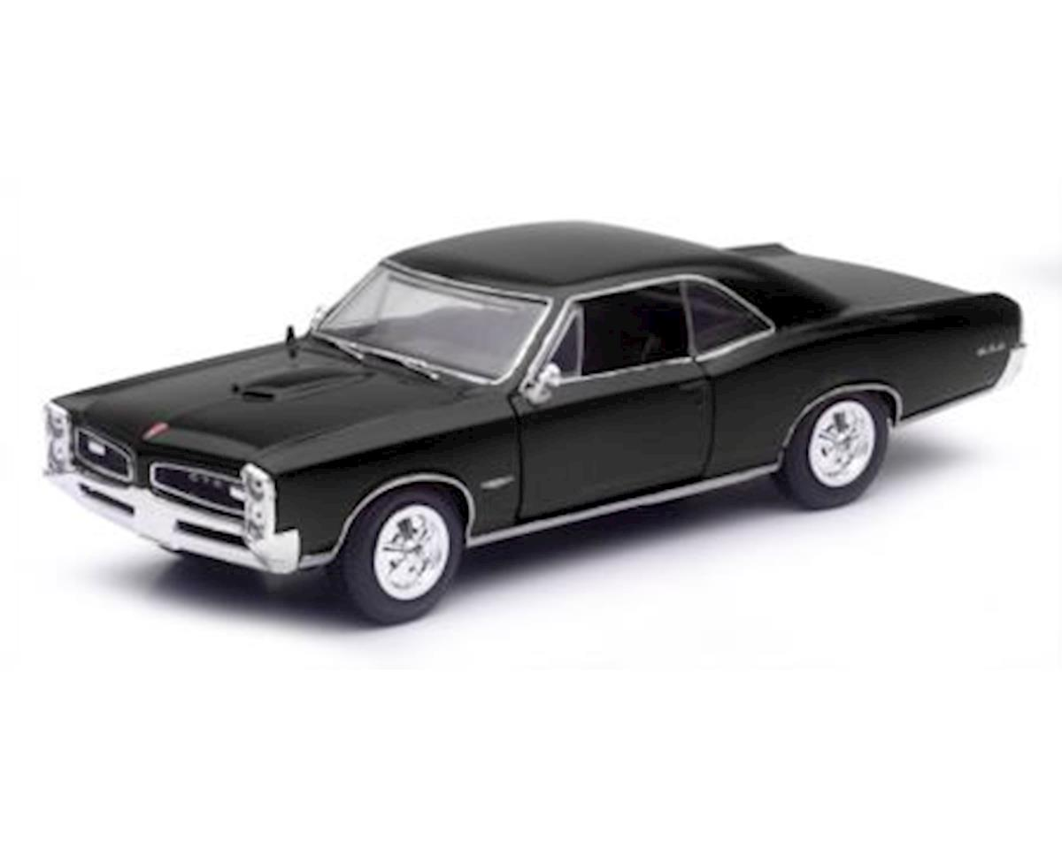 1/24 Pontiac Gto Black by New Ray