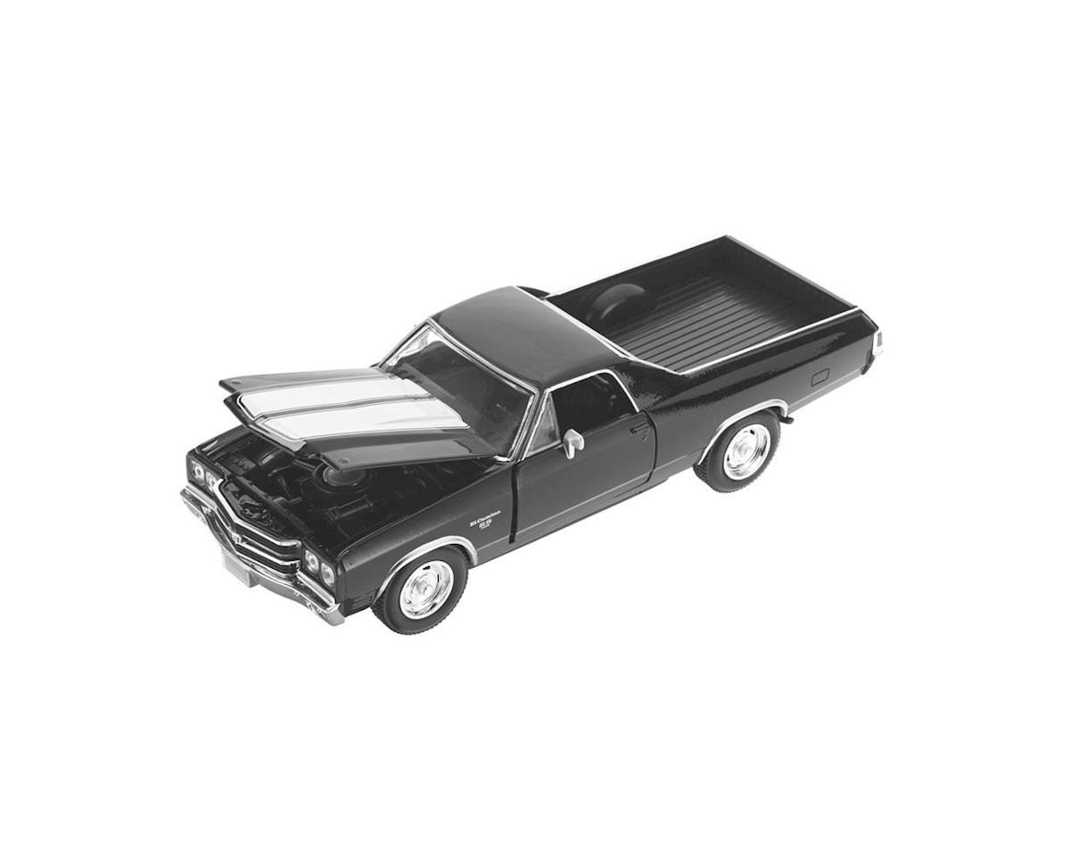 New Ray 71883A 1/25 Chevy El Camino SS Black