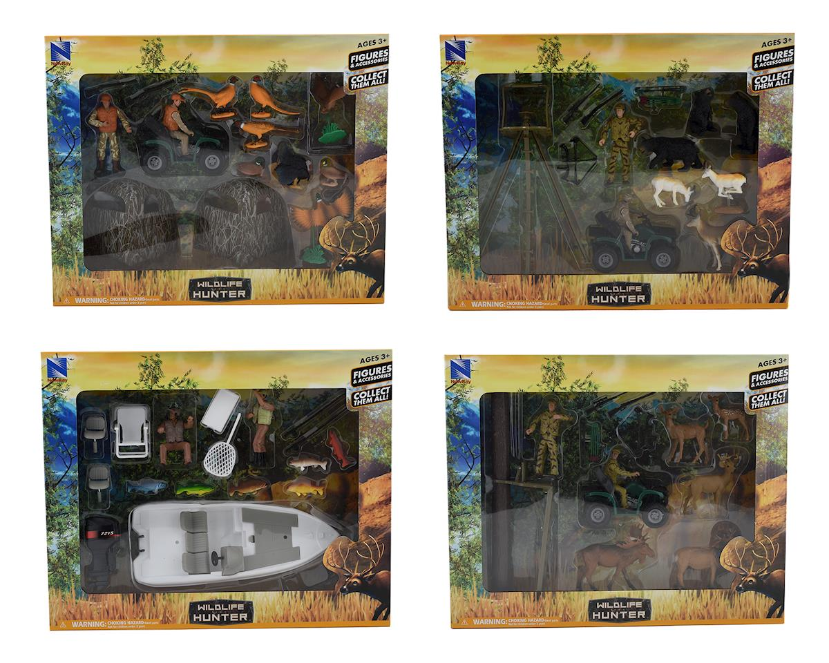 Wildlife Hunter Play Set by New Ray