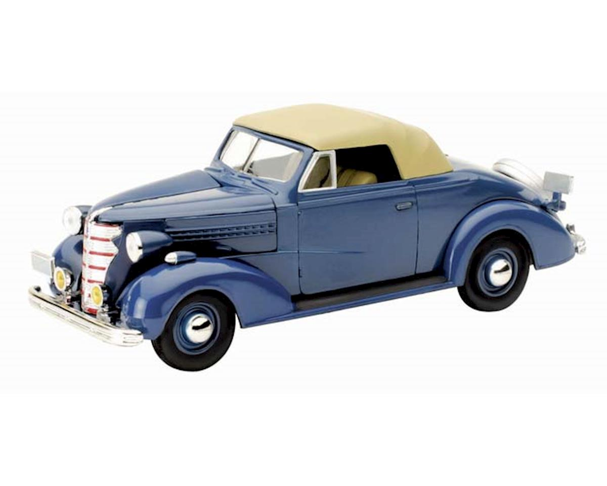 New Ray SS-55043 1/32 Chevy Master Convertible Cabriolet Blue