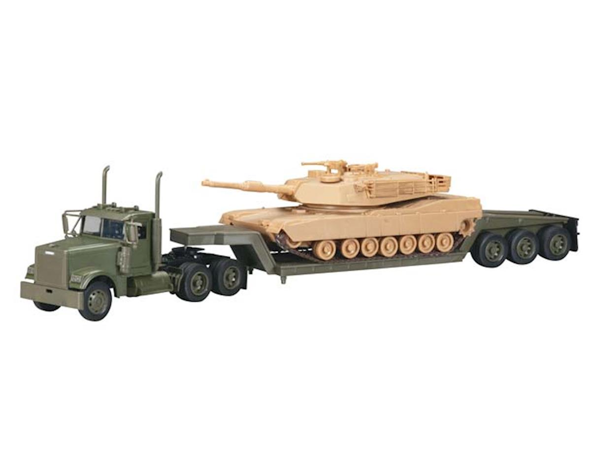 New Ray 1/32 D/C Freightliner Loboy Trailer