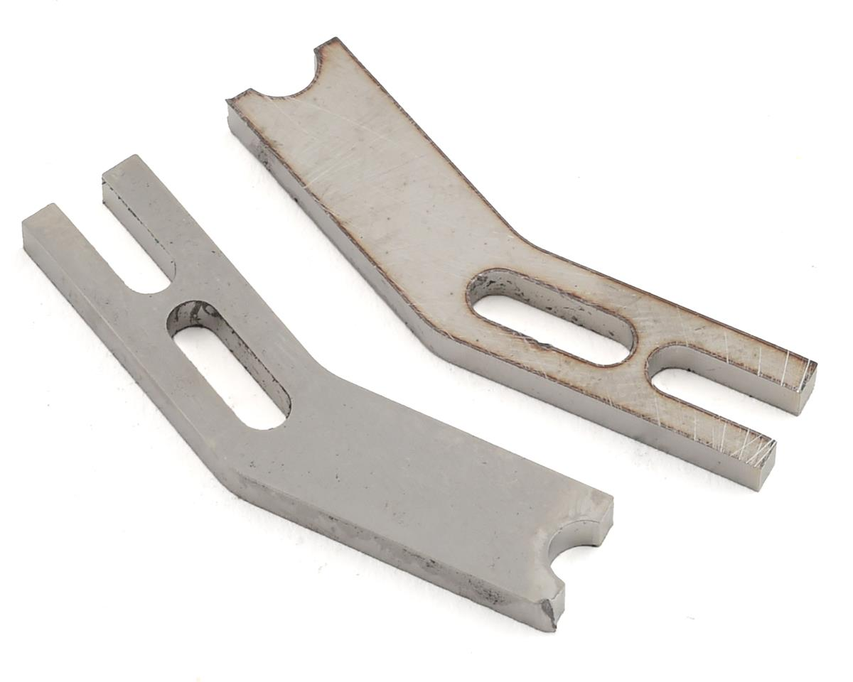Northwest Scaler Designs SCX10/10.2 Angled Bumper Mounts (2)