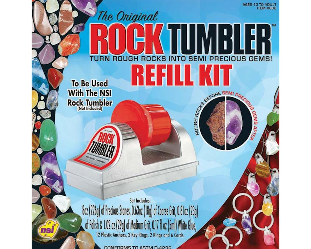 ROCK TUMBLER REFILL by Natural Science Industries