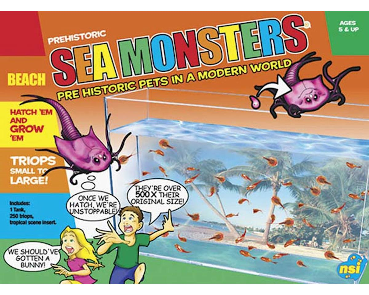 Magic Sea Monsters Small Set