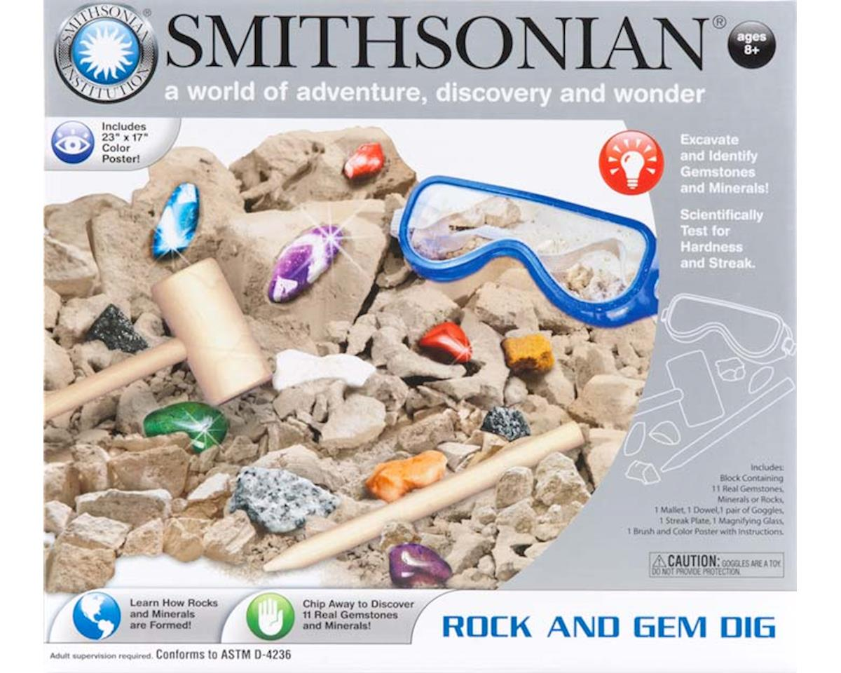 Natural Science Industries  Smithsonian Rock And Gem Dig