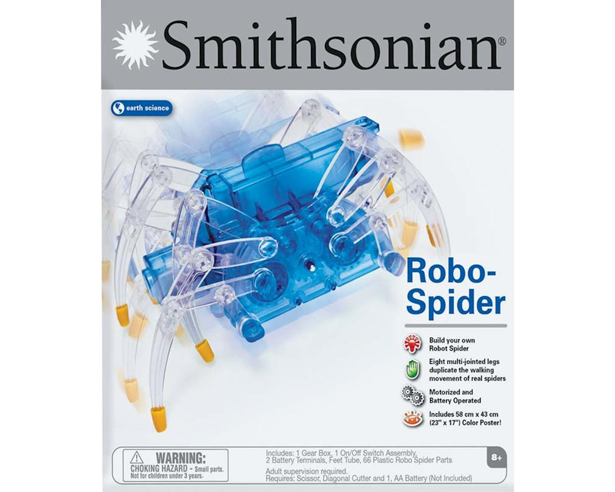 Natural Science Industries Smithsonian Robo Spider