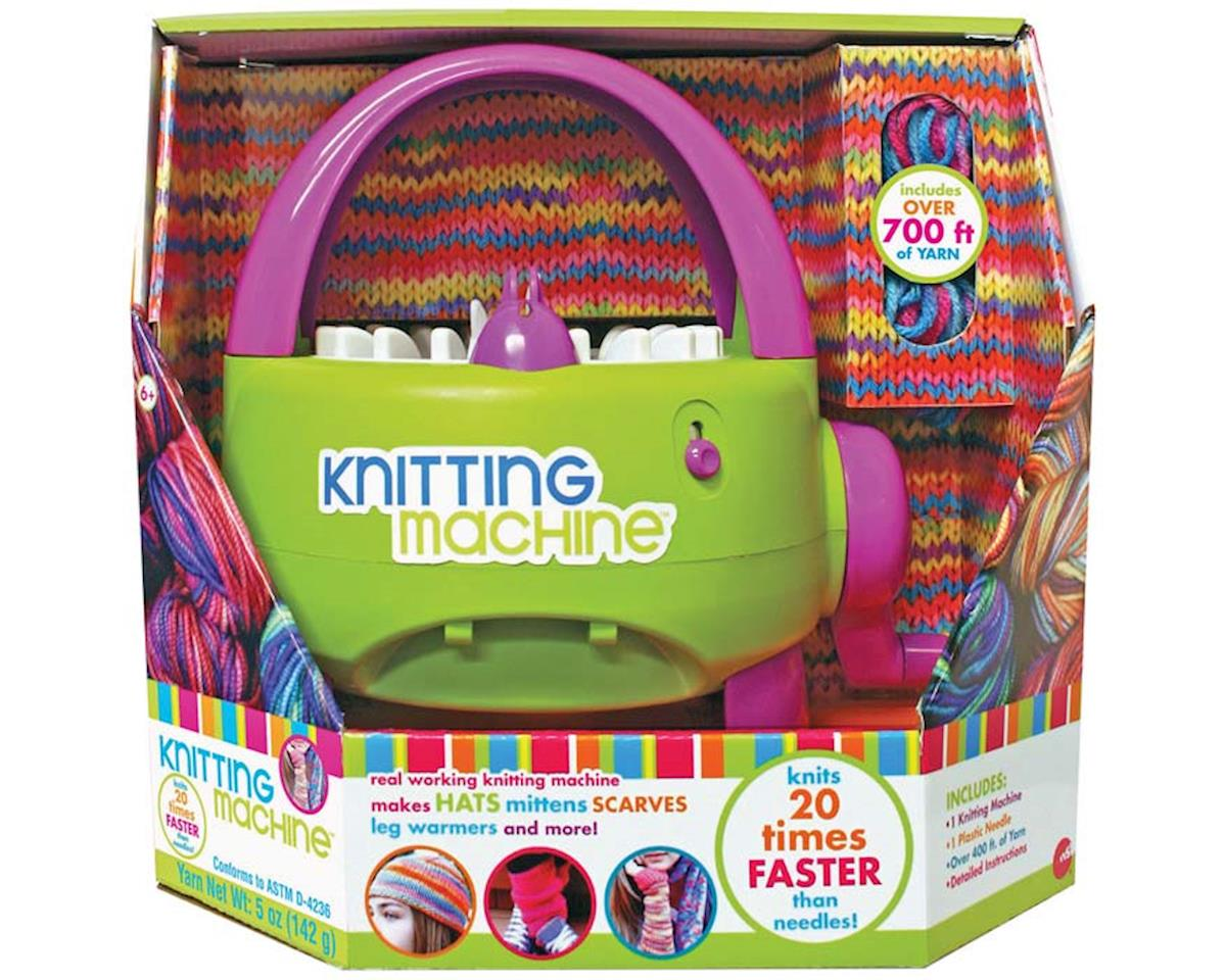 Natural Science Industries 55411 Knitting Machine