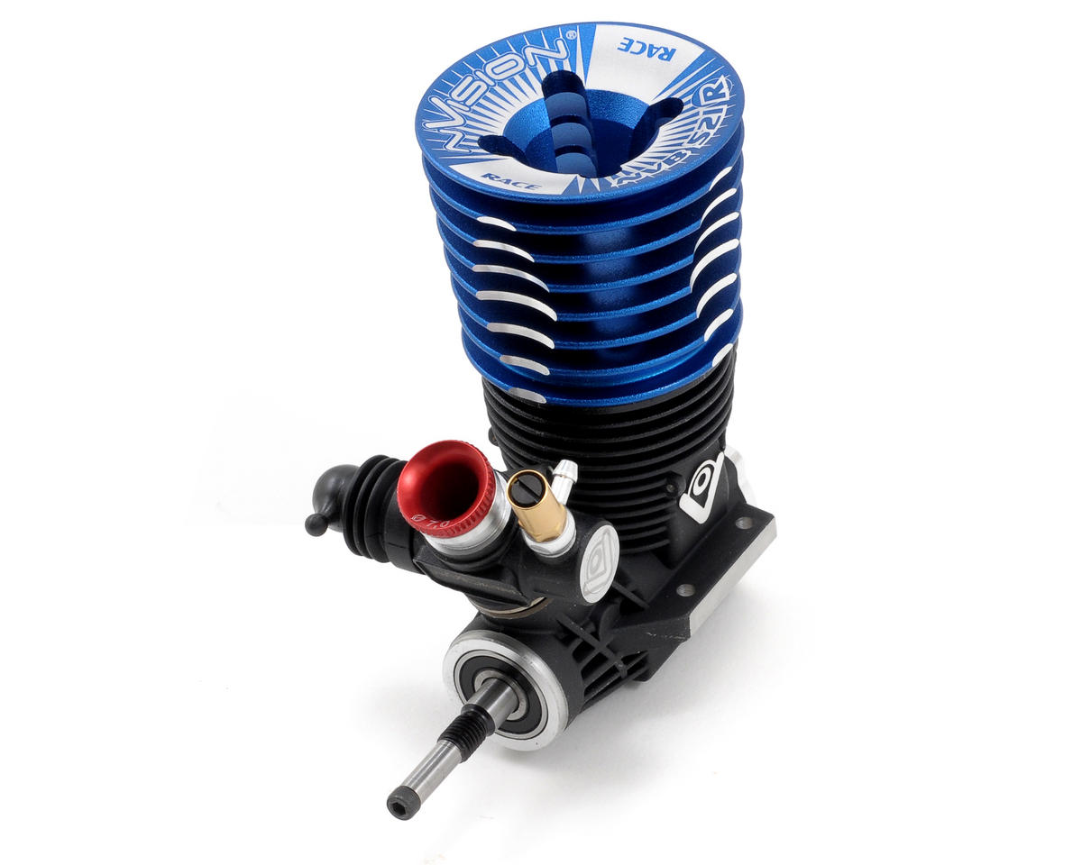 nVision NVB521R Race 5-Port Competition .21 Off Road Engine (Turbo Plug)