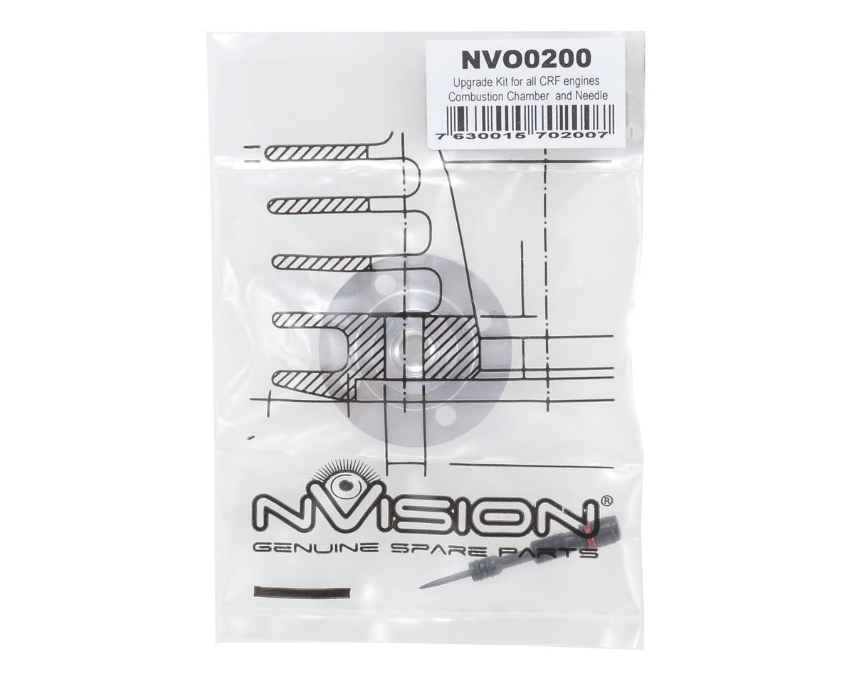 nVision Combustion Chamber & Needle Upgrade Kit