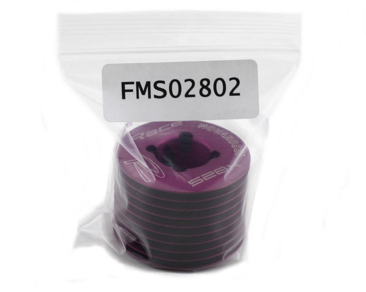 Novarossi .28 Engine Cooling Head (Purple) (528XR)