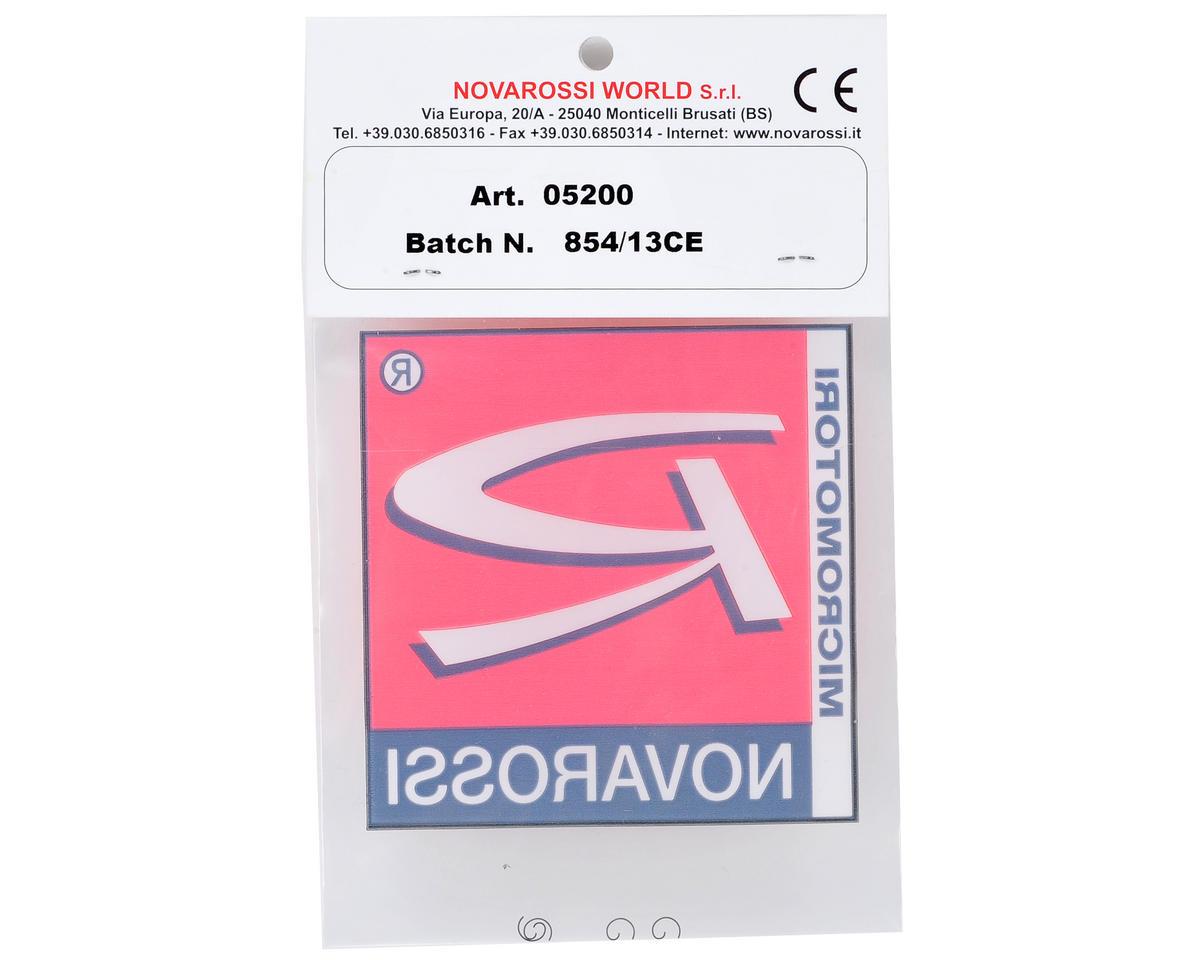 Novarossi .15/.12 Wrist Pin Clips (4)