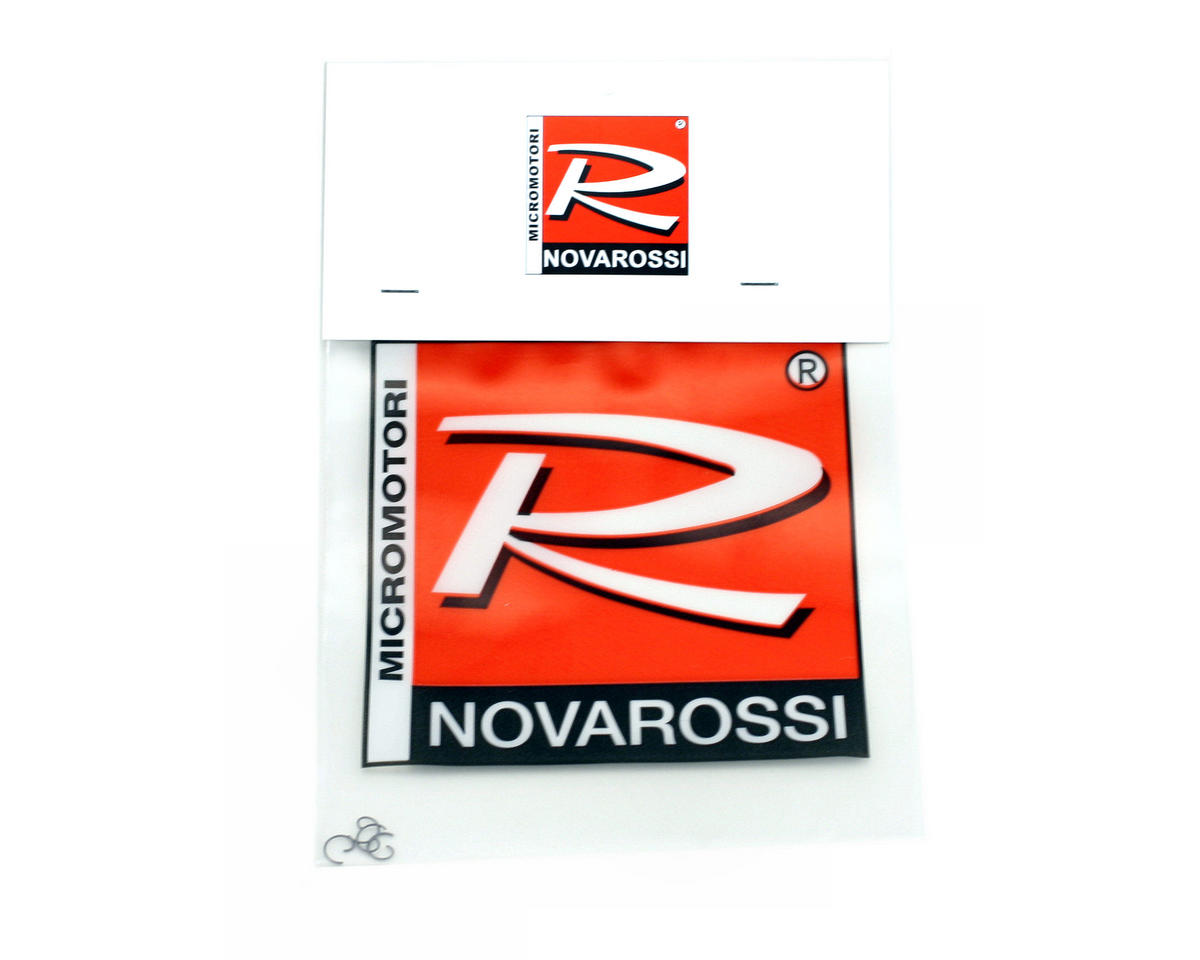 Novarossi .28 Wrist Pin Clips (4)