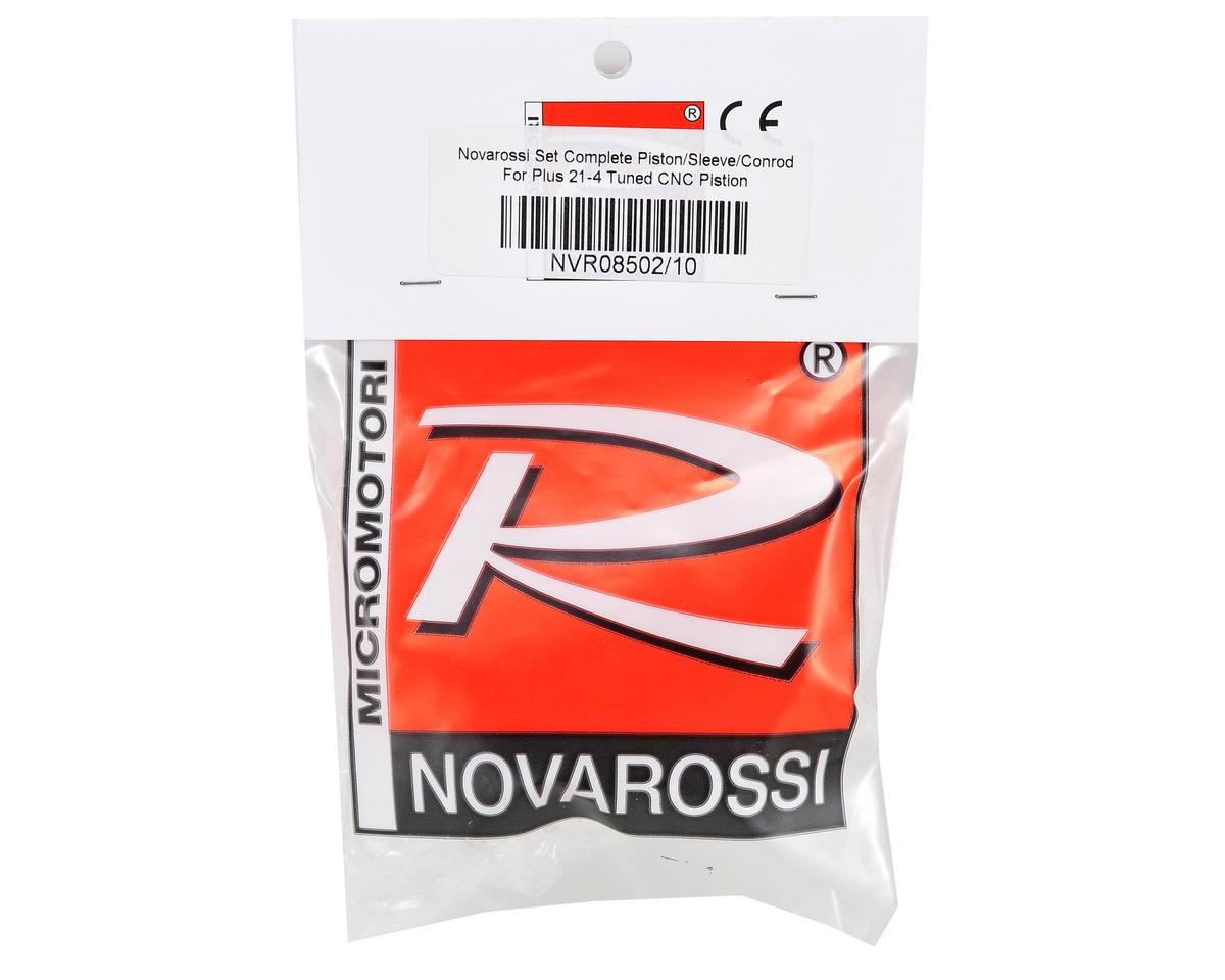 Novarossi Complete Piston, Sleeve & Conrod Set (PLUS 21-4C TEAM)