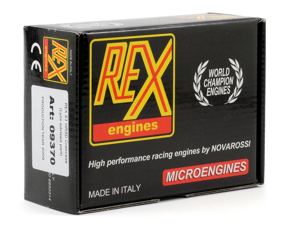 Novarossi REX Crankcase