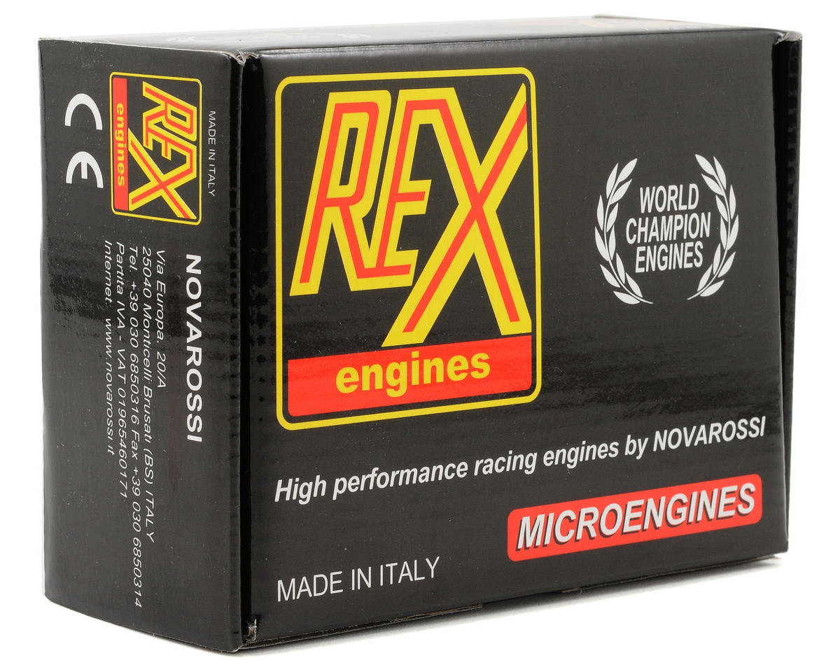 Novarossi Crankcase (REX 91 HR3D)
