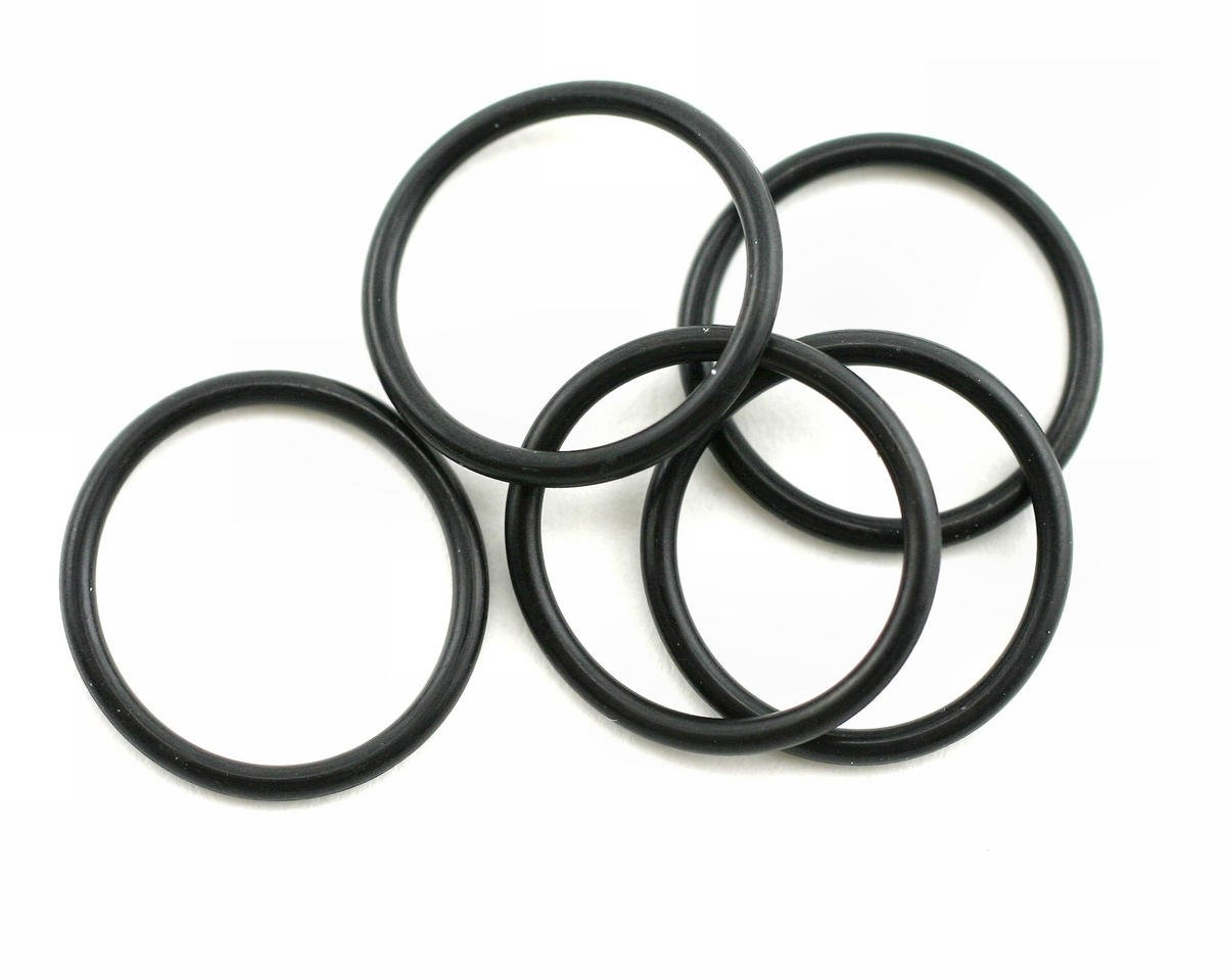 Novarossi 528X Outer O-Rings for Carburetor (5)