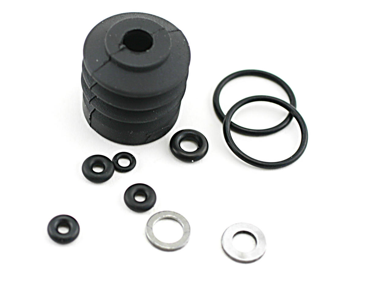Novarossi Plus 21-5 O-Ring Kit for Carburetor (P5/421B/Plus 21-5/T21BF/BS-21SB/528X)