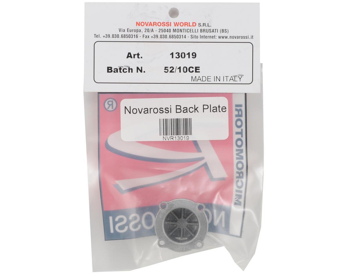 Novarossi Back Plate
