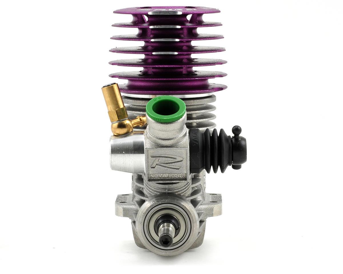Novarossi 35 Plus 21 9 Port .21 Competition On Road Engine (Turbo Plug)