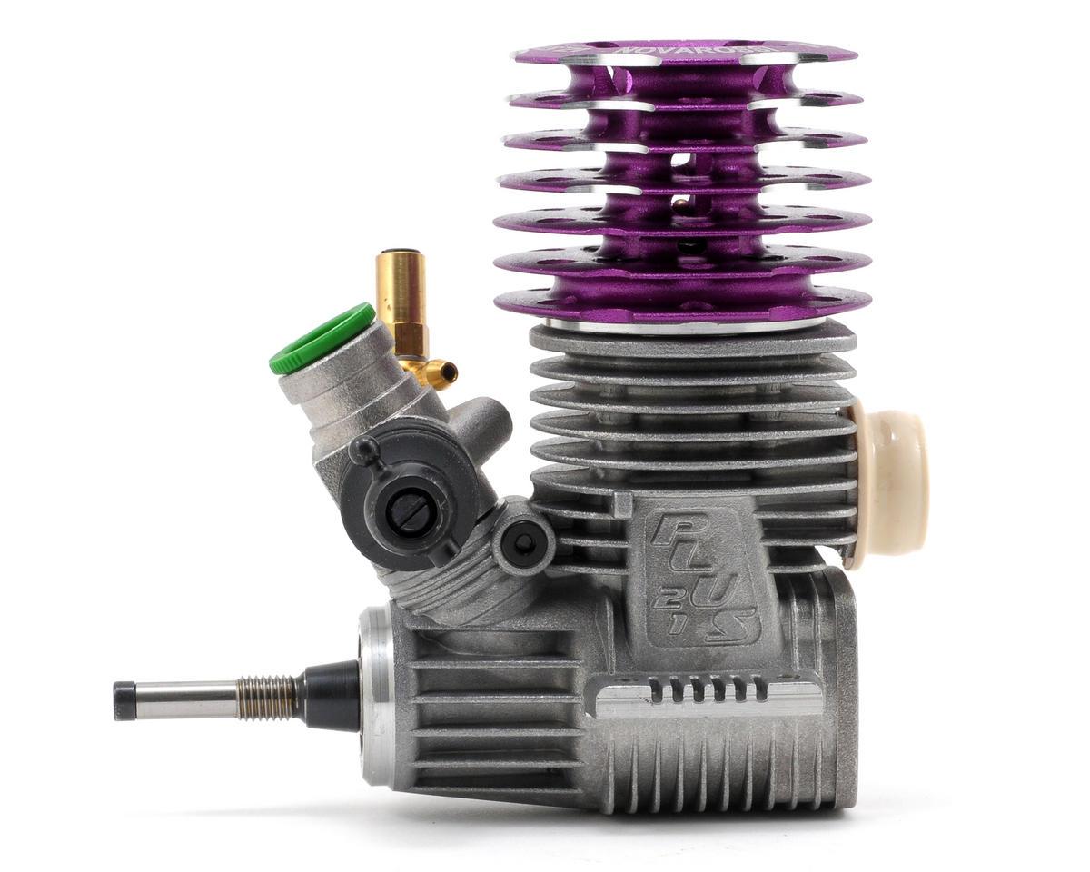 """Novarossi 35 Plus 21 """"A Engine"""" 9 Port .21 Competition On Road Engine (Turbo Plug)"""