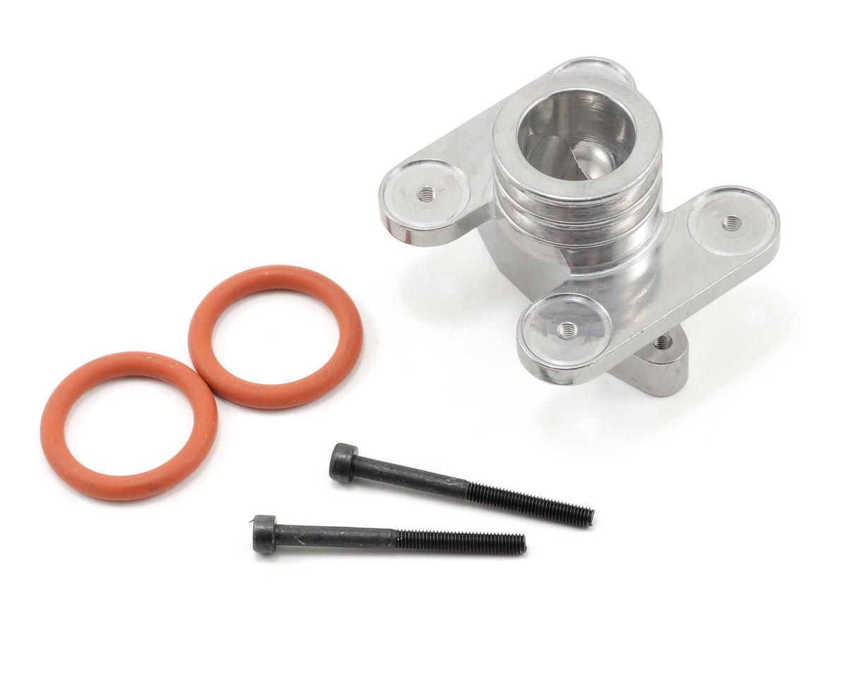 Novarossi REX 37mm Exhaust Manifold (Hirobo SDX 50)