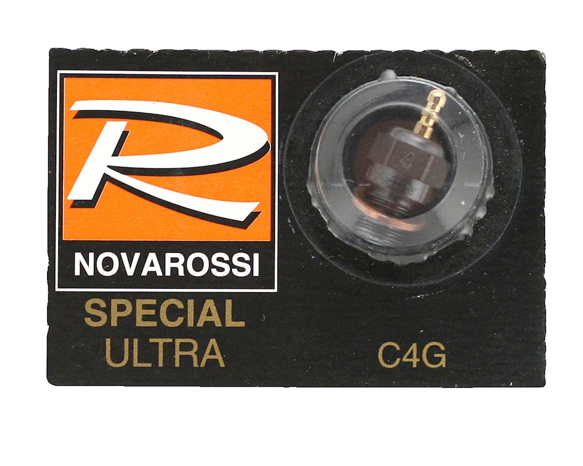 "Novarossi ""Standard"" #4 Ultra Glow Plug (Very Hot)"
