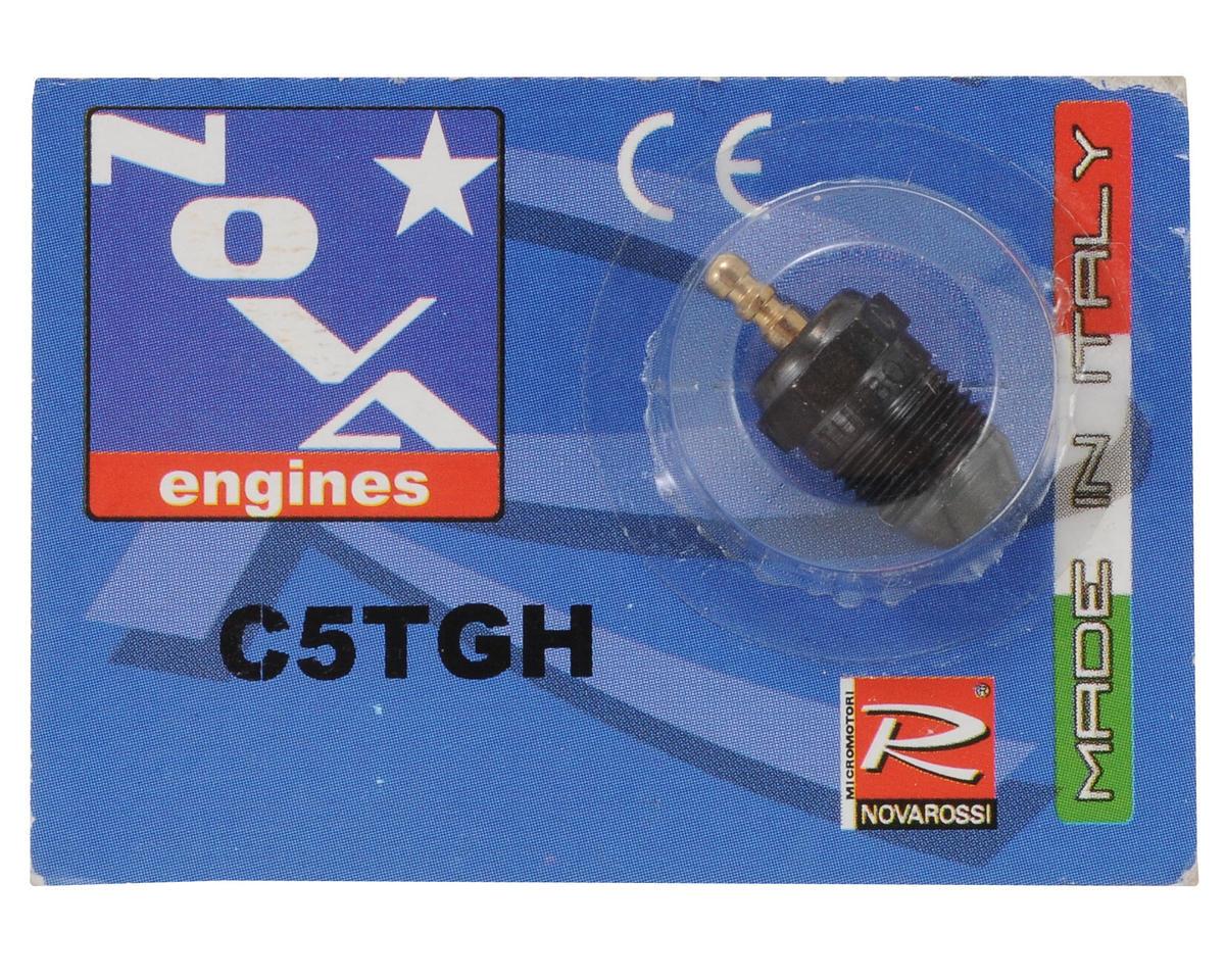 "Novarossi ""Turbo"" Conical #5 Ultra Glow Plug (Extra Hot)"
