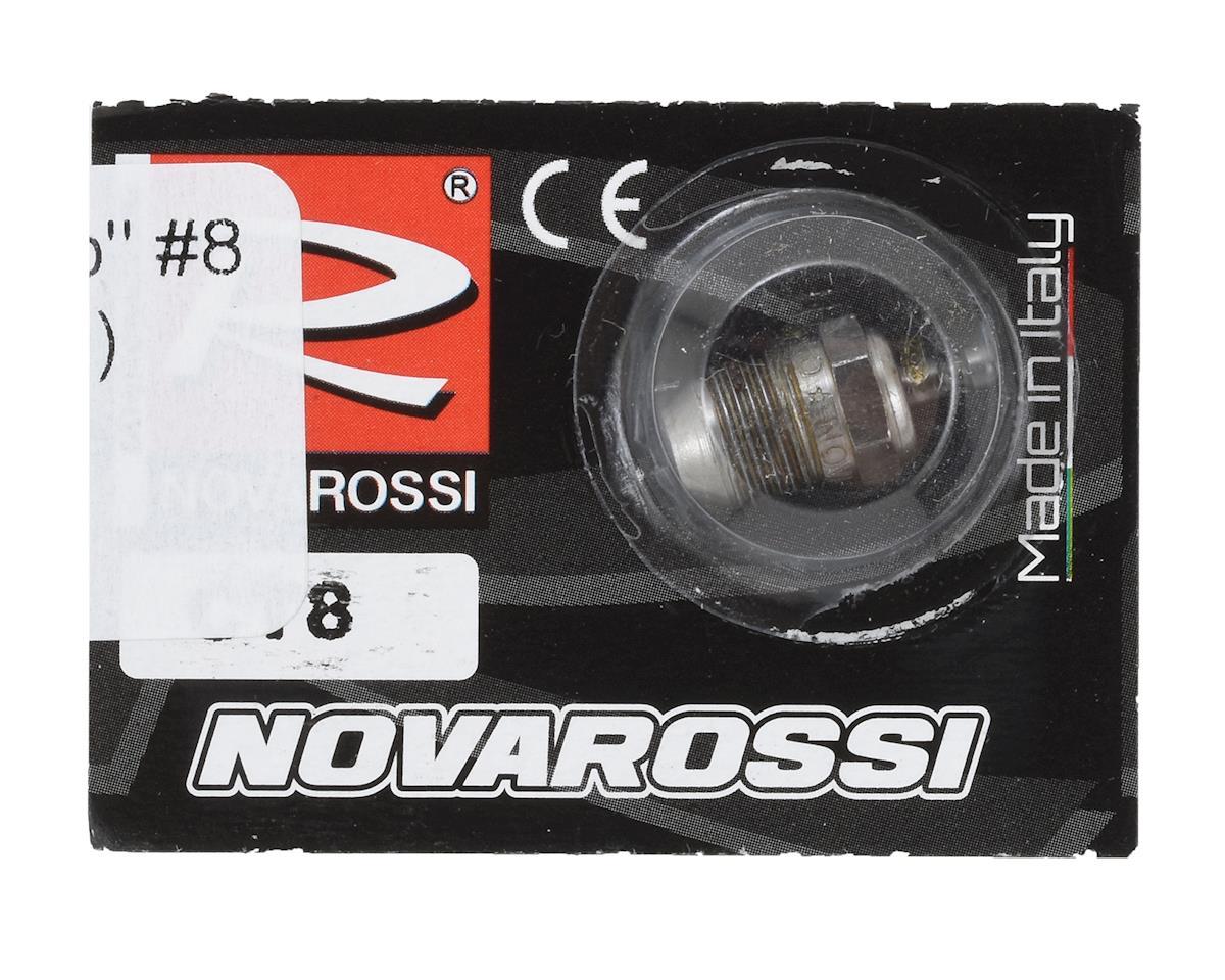 "Novarossi ""CT"" #8 On-Road Turbo Glow Plug (Very Cold)"
