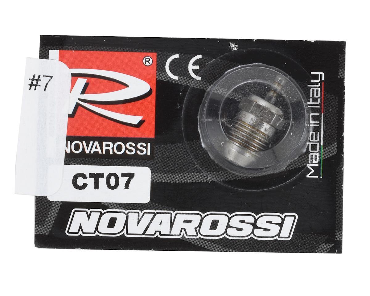 "Novarossi ""CTO"" #7 Off Road Turbo Glow Plug (Cold)"