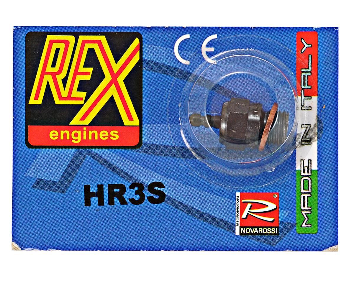 Novarossi HR3S Hot Short Body Glow Plug