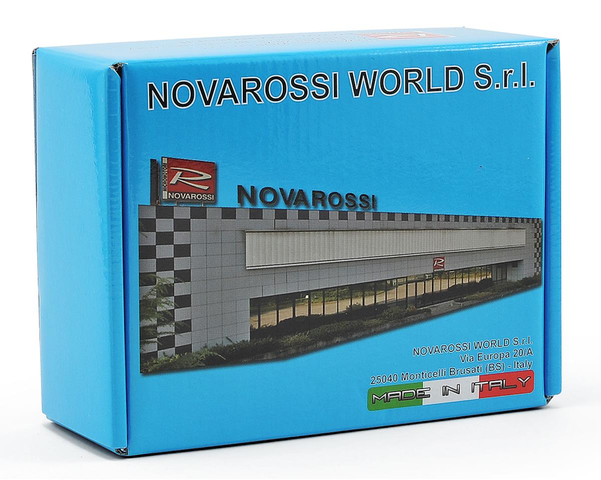 Novarossi ISON 3 Port .12 On Road Engine (Turbo Plug) (Steel Bearing)