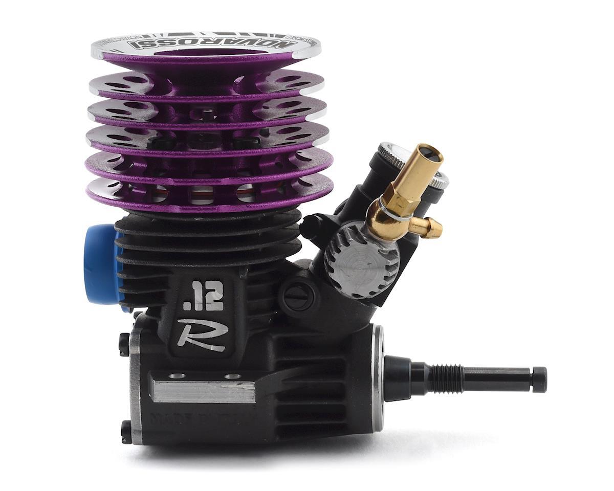 Novarossi Mephisto 3 Port .12 On Road Engine (Turbo Plug) (Ceramic Bearing)