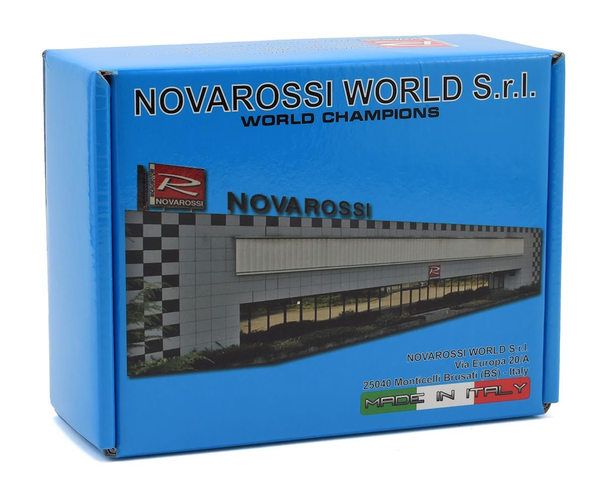 Novarossi Mephisto .21 9-Port On-Road Nitro Engine (Turbo) (Ceramic Rear)