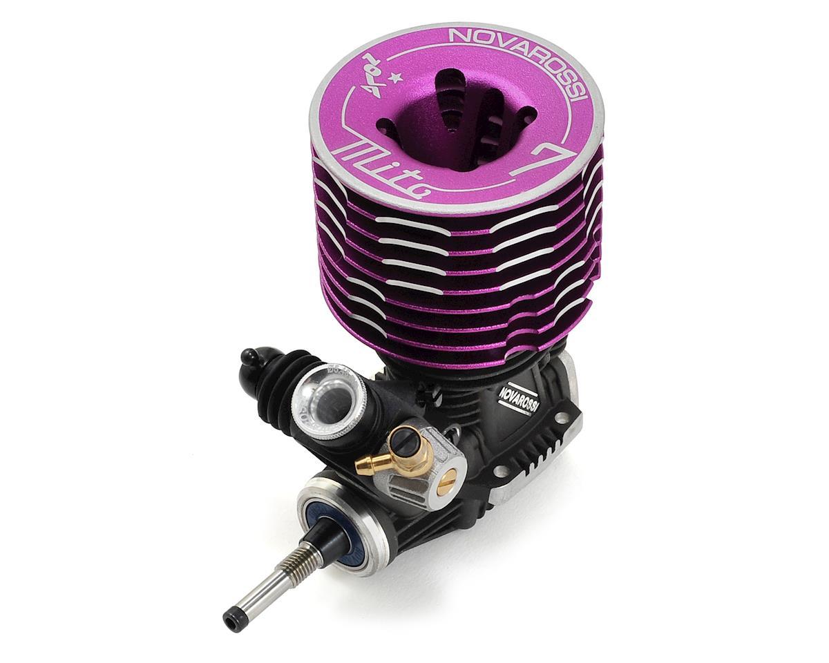 Novarossi Mito 7 Tuned .21 Off-Road Engine (Turbo) (Ceramic)