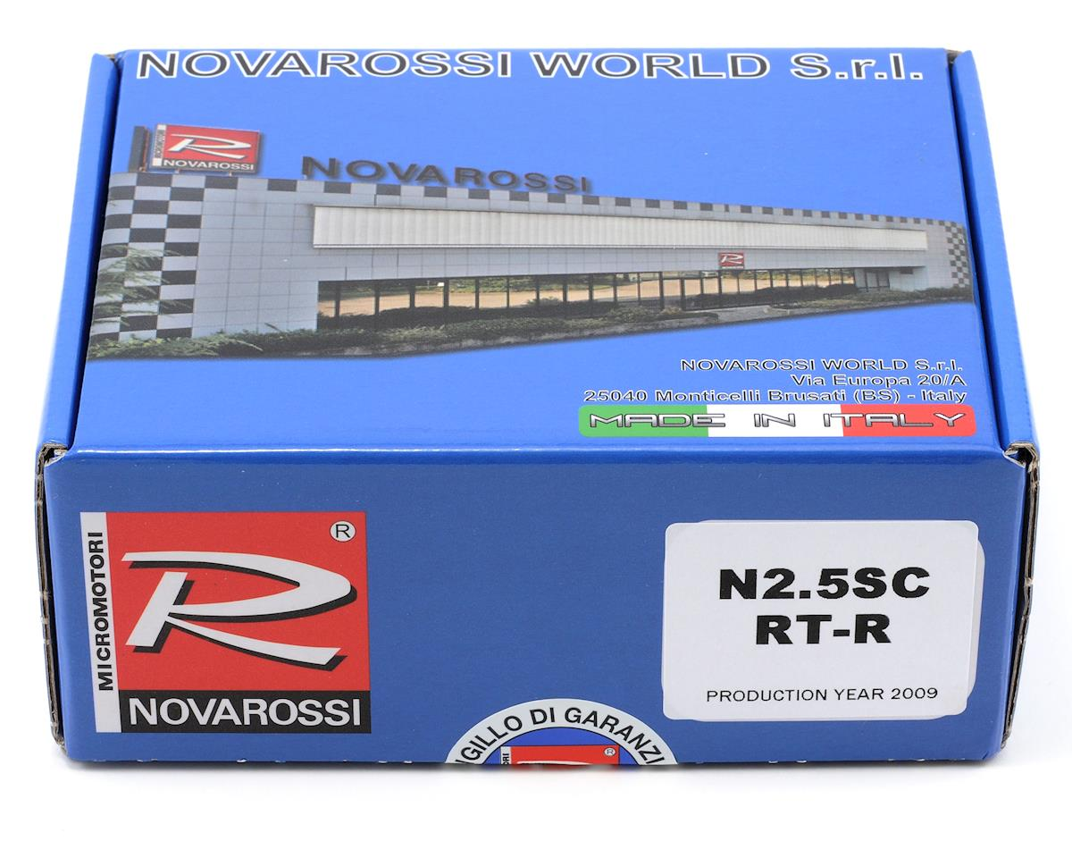 Novarossi 2.5 Super Charged Engine w/51225-206 Tuned Pipe (Revo) (Turbo)