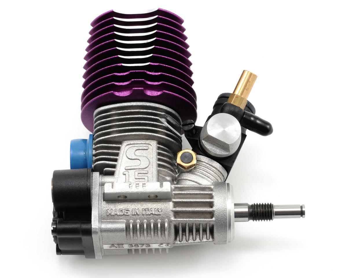 Novarossi 2.5 Super Charged Engine w/51226-207 Tuned Pipe (T-Maxx) (Turbo)