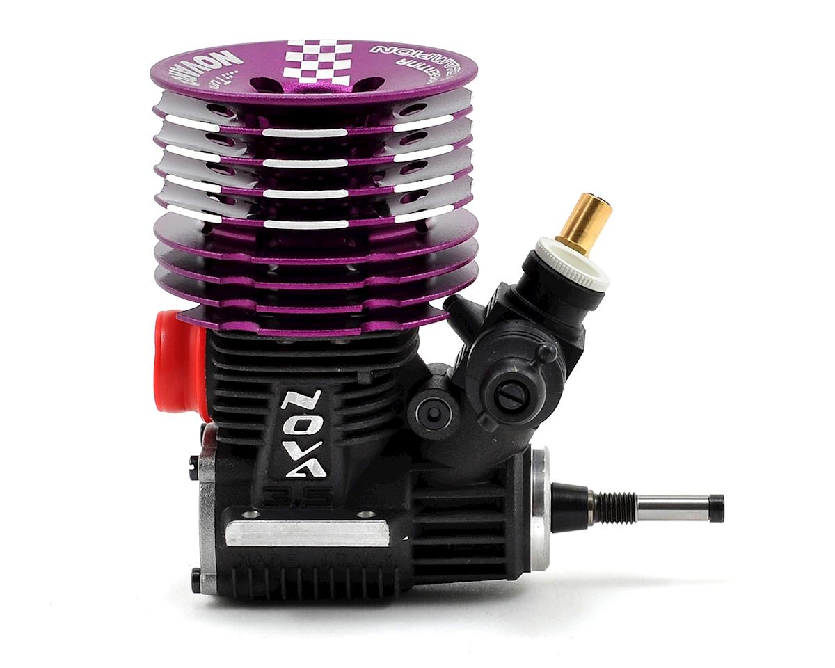 Novarossi PLUS 21-4BTT WC .21 4-Port Off Road Engine (Turbo Plug)