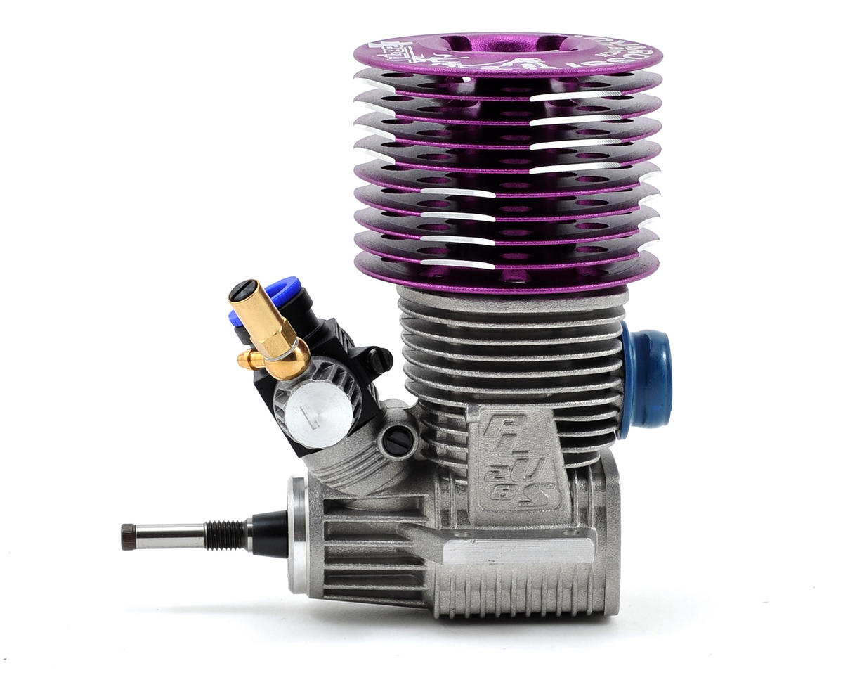 Novarossi Plus 28-7T .28 Competition Truggy Engine (Turbo)