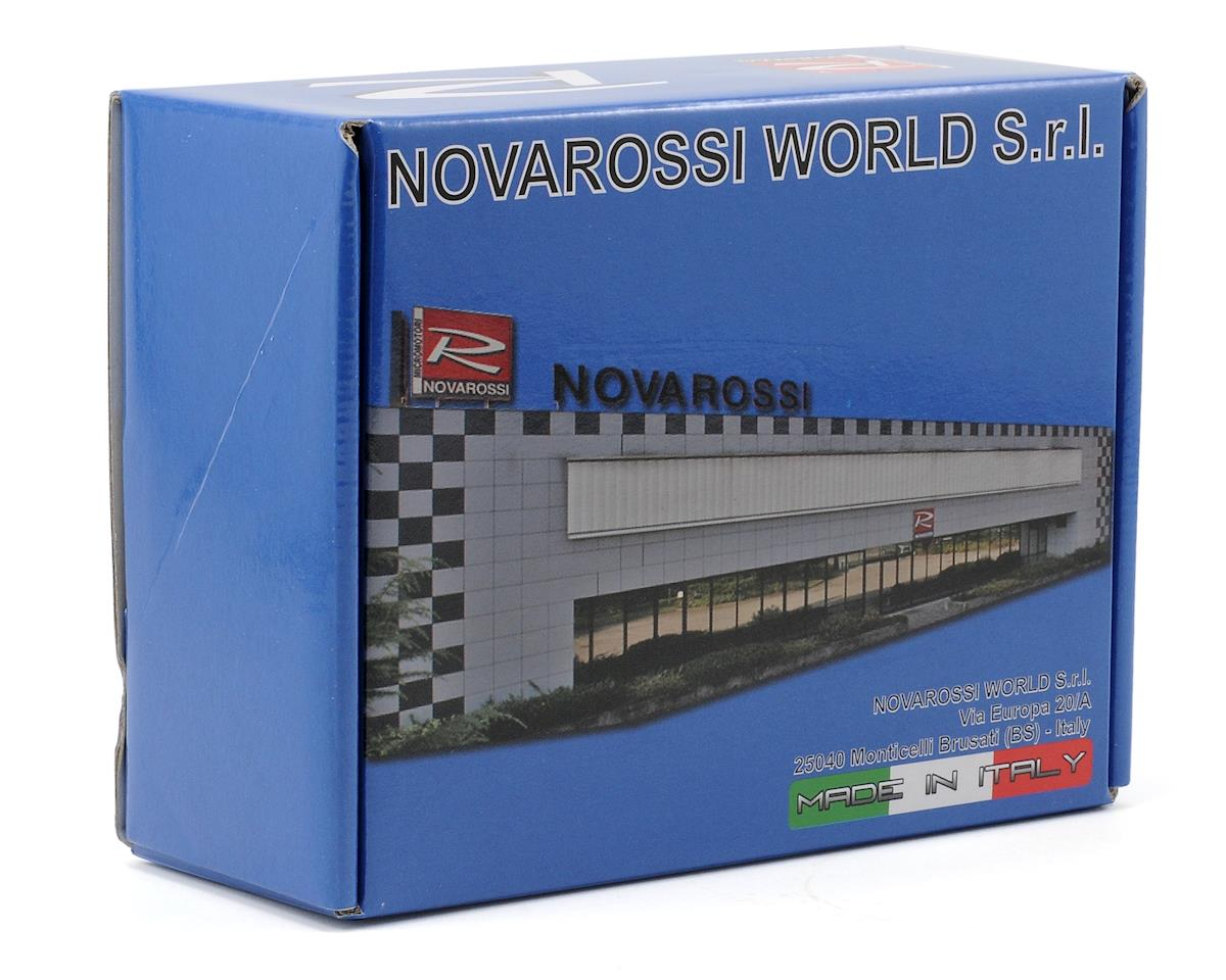 Novarossi VIR-TUS Tuned 9-Port .21 On-Road Engine (Turbo Plug) (Steel Bearings)