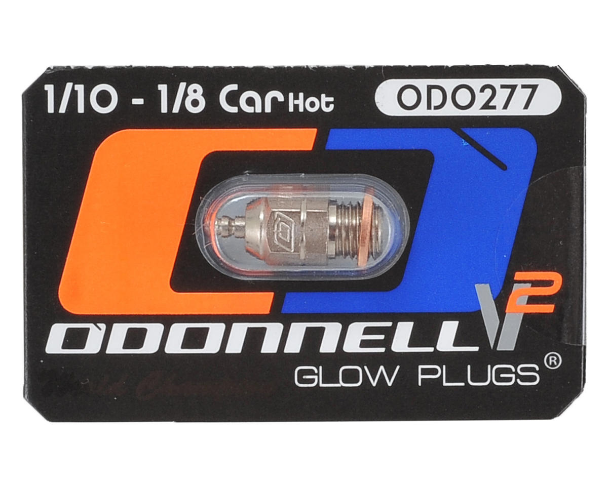 "O'Donnell 277 V2 Ultra Competition 1/8 Off-Road ""Hot"" Standard Glow Plug (1)"