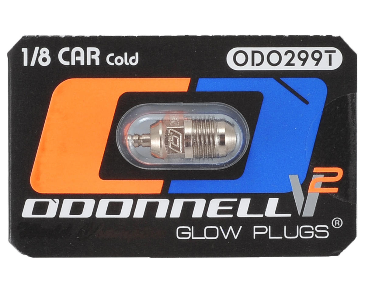 "O'Donnell 299T V2 Ultra Competition 1/8 Off-Road ""Cold"" Turbo Glow Plug (1)"