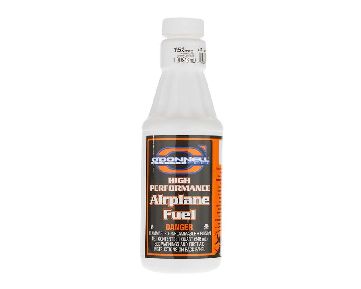 15% Airplane Fuel Quart by O'Donnell