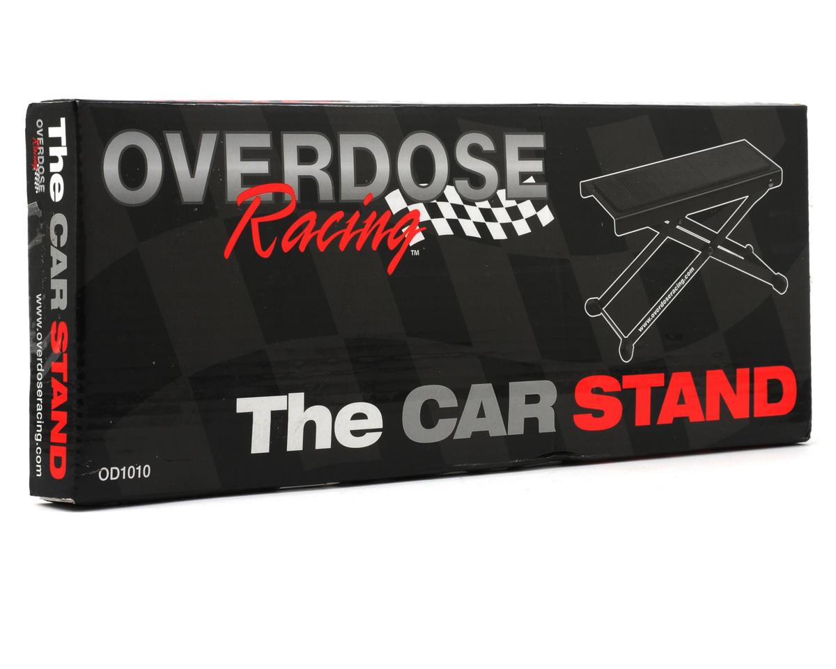 "Overdose Racing ""The Car Stand"" Adjustable Stand"