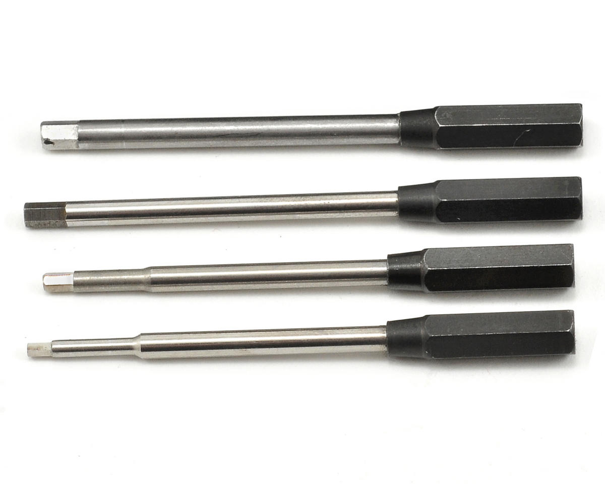 "Overdose Racing ""The 4 In 1 Tool"" Replacement Tip Set (Metric)"