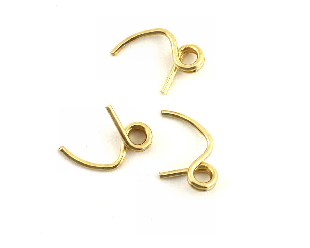 OFNA 1.1mm Gold Clutch Springs (3)