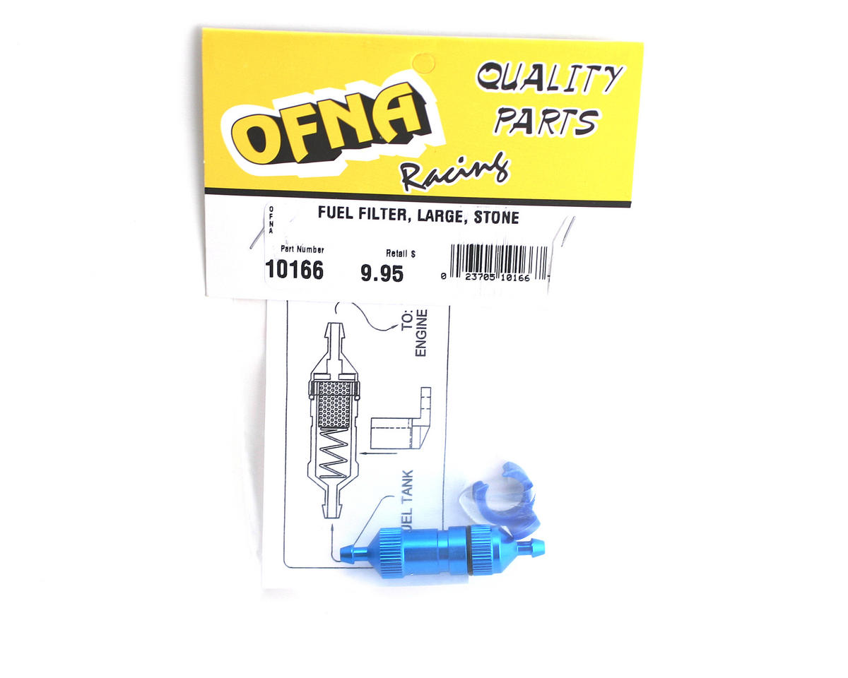 OFNA Fuel Filter Large Stone (Blue)