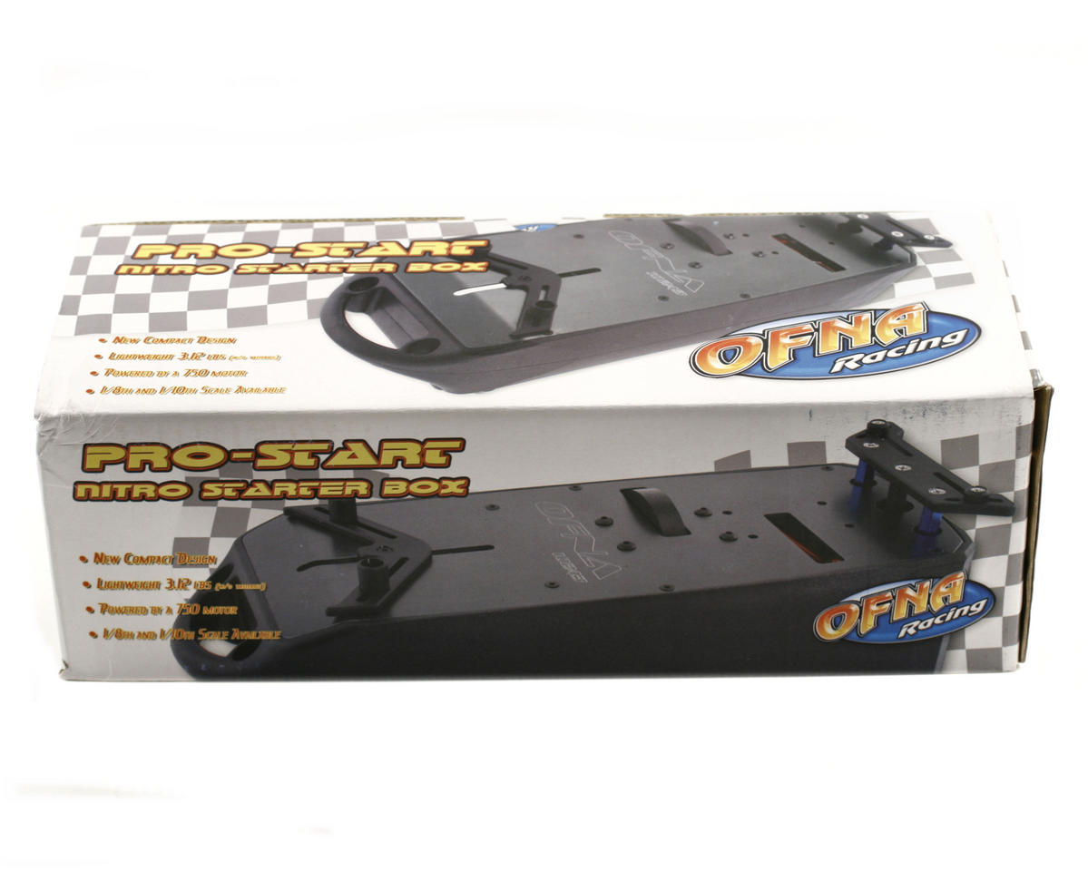 OFNA 1/8 & 1/10 Off Road Starter Box