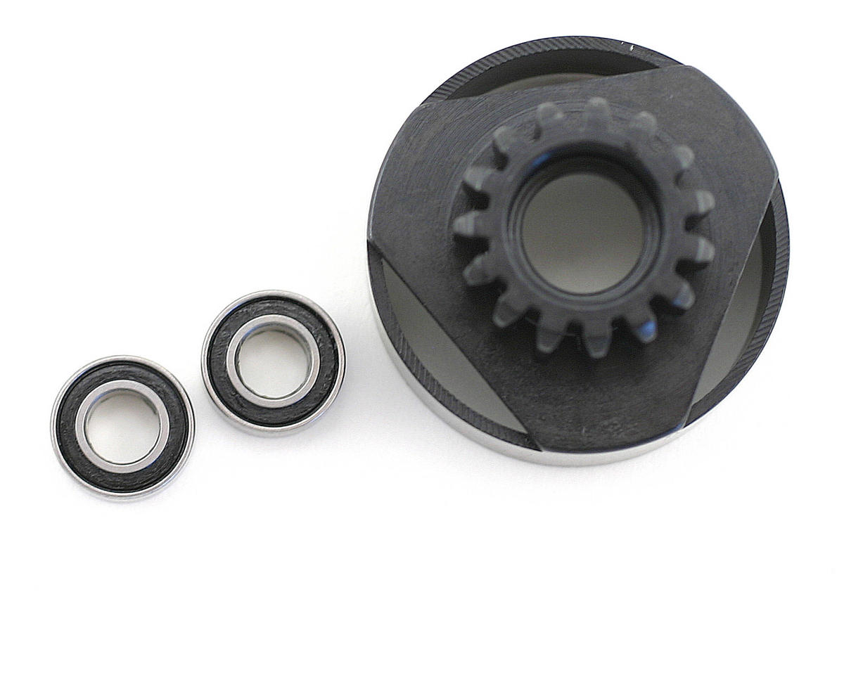 OFNA 15T Clutch Bell with Bearings