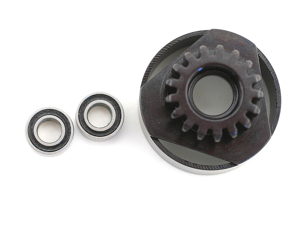 OFNA 17T Clutch Bell with Bearings