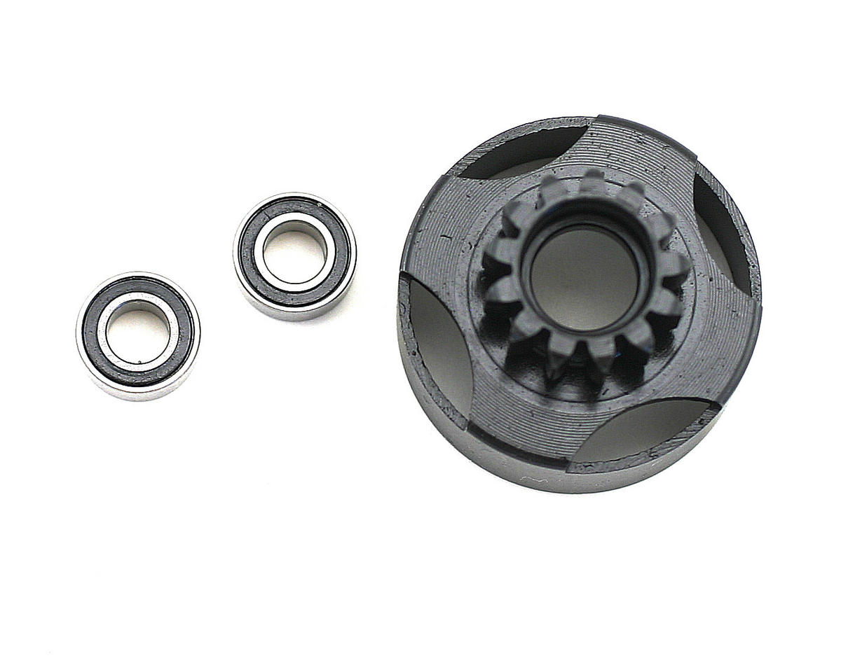 OFNA 1/8 Vented Clutch Bell 13T w/Ball Bearings (Standard)